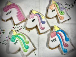 Galletas Unicornios