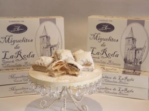 Miguelitos de la Roda de Chocolate Blanco